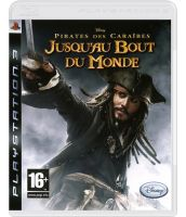 Pirates of the Caribbean: At World's End [русская документация] (PS3)